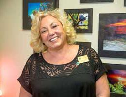 Norris Team Member Deborah Lampkin