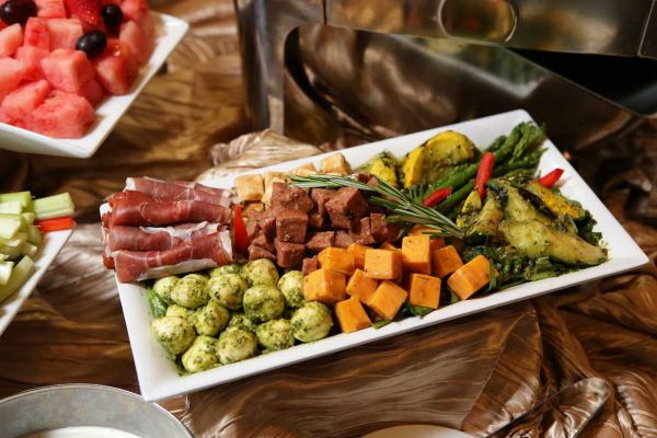 Catering By Norris crafts delicious Appetizer Displays for your next event