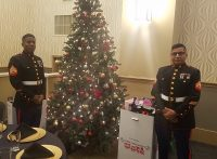 Norris Centers Fort Worth collects for Toys for Tots
