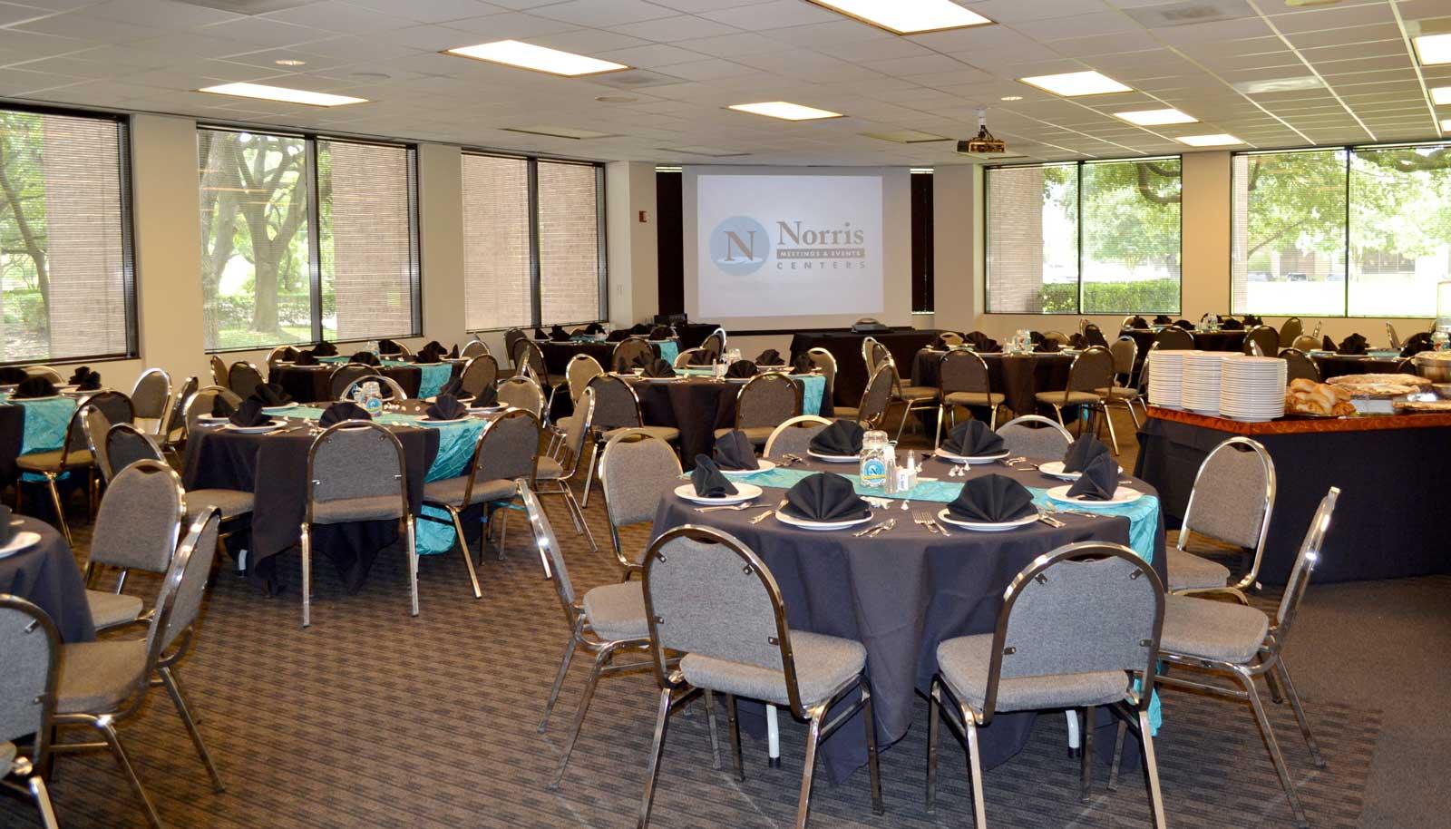 Norris Centers Westchase, Magnolia Room