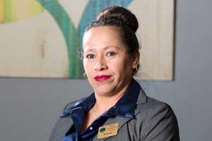 Maricela Diaz, Banquet Captain, Norris Centers San Antonio