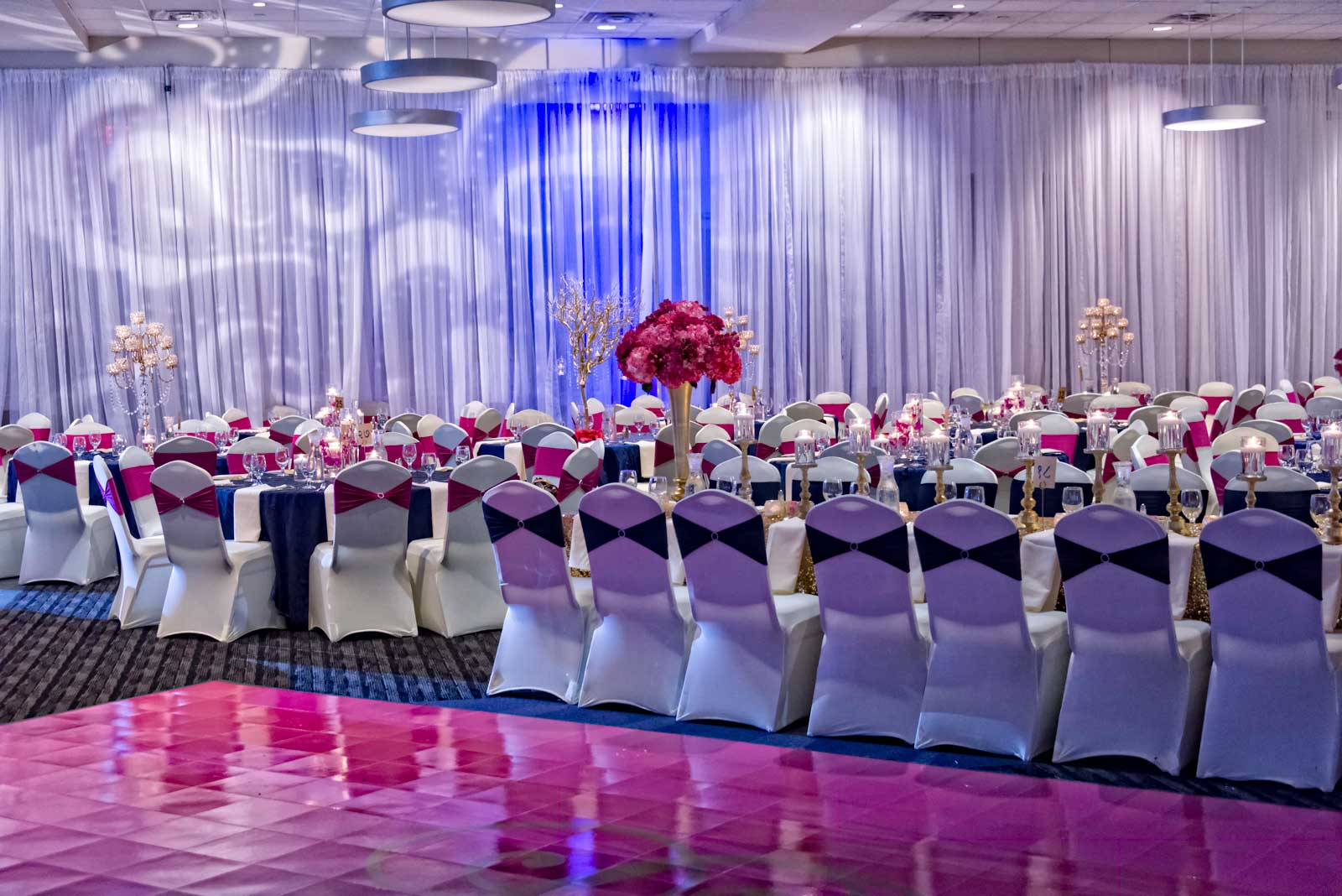 Wedding at the Red Oak Ballroom, Norris Centers at Houston/CityCentre