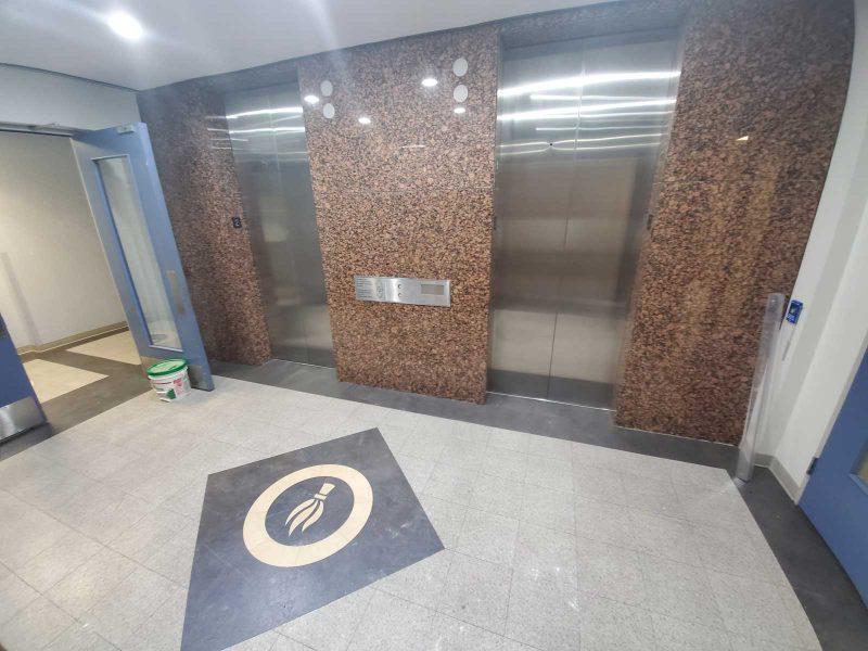 Norris Centers Dallas facility elevators