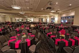 Red Oak Ballroom Houston CityCentre Corporate Holiday Celebration