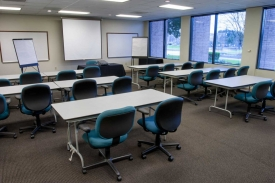 Norris Centers Houston Westchase Cypress Room Set Classroom Style