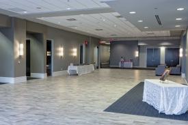 Elegant Norris Centers San Antonio Lobby