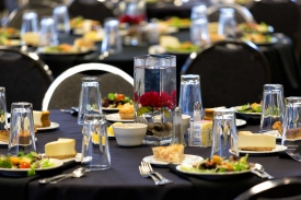 Corporate Luncheon at Norris Centers Westchase